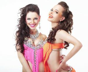 Stylische Gogo Kostüme und Dancewear